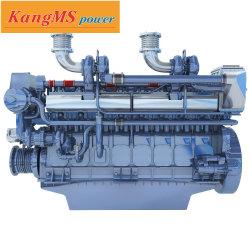 Weichai Weifang CCS에 저속 8170의 시리즈 디젤 엔진 바다 엔진 720HP