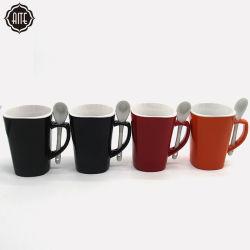 衝突Promotional Products Advertizing Custom 320ml Ceramic Tea Coffee Cup