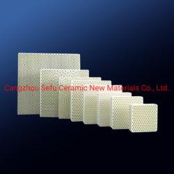 Corte de Filtro de cerámica para la filtración de las industrias de fundición de metal fundido.