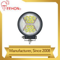Luz de Trabalho de condução LED alteráveis 60W Luz Direcional do motociclo