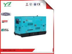 إمداد المصنع بمجموعة مولدات ديزل بقدرة 45 كيلوفولت أمبير تعمل بواسطة محرك Lovol 1003tg1a