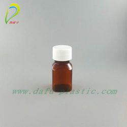 Le Pet 25ml Orange Flacon Plastique médical
