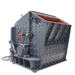 川の砂のふるいのインパクト・クラッシャーの高く効率的な砕石機のプラント