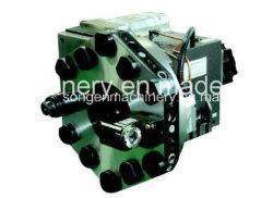 Série NC-HT3 de la NC des tourelles, entraînée par moteur de servo de l'indexation, entraînés hydrauliquement serrage / desserrage, c/w de puissance après l'outil
