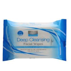 El tejido de algodón suave desechables personalizada agua Facial las toallitas húmedas