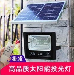 25W de zonneWerf van de Tuin van de Vloed Lichte wierp Lichte Zonne-energie af - de Lamp van de besparing
