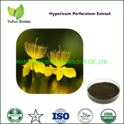 Kräuterauszug-PuderHypericum Perforatum P.E Hypericin 0.3% Hyperforin 3%