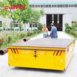 El control remoto inalámbrico Heavy-Load transportistas Trackless coche transferencia de 9 toneladas con certificado CE