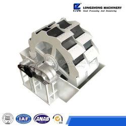 De Wasmachine van het Zand van het wiel, de Wasmachine van het Zand van het Grint in China wordt gemaakt dat