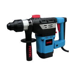 Fixtec 1800W taladro martillo eléctrico de 36mm, el martillo perforador