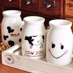 Cadeau de mariage blanc promotionnel tasse à café Set Logo personnalisé Tumbler tasses de lait en céramique des tasses à café avec couvercle et cuillère