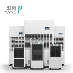 Yake 240L/D 고능률 에너지 절약 휴대용 산업 냉장된 제습기