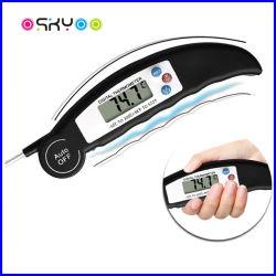 Messender Fühler-Grill-Öltemperatur-Digital-Nahrungsmittelthermometer