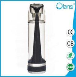 500 ml H2 O2-fles voor afzonderlijk waterstofwater, Korea SPE-watermaker vrij van ozon- en restchloor, ionenwisselmembraan waterstofwatergenerator