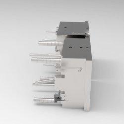 Creatore di plastica dello stampaggio ad iniezione del modellatore per la fabbricazione di plastica