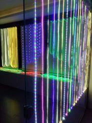 Дважды профиль для литьевого формования с проводом Longshinezhenglong машины люминесцентные LED/SMD экструзии машины литьевого формования