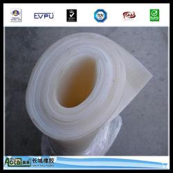 La Grande Muraille bonne résilience feuille de caoutchouc de silicone lisse
