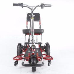 Mini simple moteur de la mobilité électrique scooter pliable