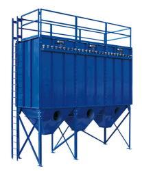 バッグフィルタの産業塵抽出器のサイクロンの集じん器