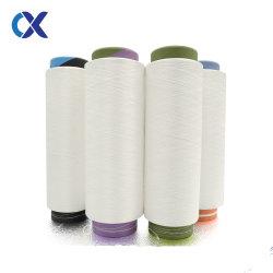 Dty 75/144/2 SIM Raw White Polyester garen voor sokken