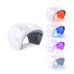 PDT LED 7개의 색깔을%s 가진 가벼운 치료 아름다움 장치