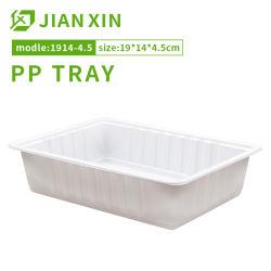 Duidelijk Plastic Dienblad voor Voedsel