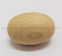 OEM decorativos de madera de guijarros de la artesanía de guijarros de adoquines