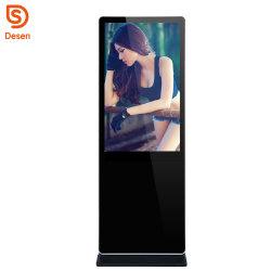 """Bildschirm Digital bekanntmachen Note PC, die der Produkt-42 """" mit dem überschüssiges Sortierfach-Anzeigen-Spieler 65inch bekanntmacht Kiosk-Standplätze bekanntmacht"""