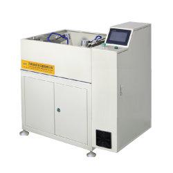 Formato de vidro máquina das orlas para processamento de vidro Round CNC Biselamento