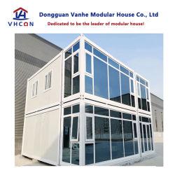 Alta qualidade em casa móvel 20pés Prefab Luxury Living Buliding prefabricados modular expansível Recipiente China House
