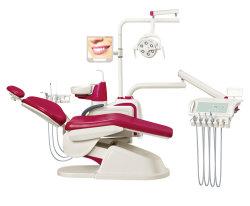 세륨과 FDA 접촉 단추 통제 시스템 (GD-S200 2017년)를 가진 승인되는 Gladent 치과 단위