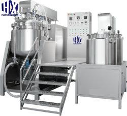 200L'émulsification vide machine avec le bouton de contrôle pour la crème des produits pharmaceutiques