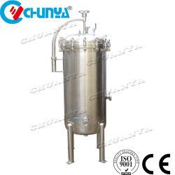 China-hoher Strömungsgeschwindigkeit RO-Systems-Edelstahl-Poliersicherheits-Filter