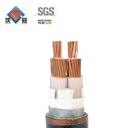 Shenguan Cable de alimentación de aluminio PVC Fábrica de alambre estañado Cable de alimentación Cable Eléctrico Cable Cable plano de control ordenador