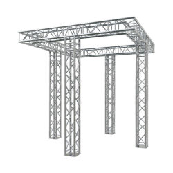 Kundengerechter Aluminiumrahmen-Binder-Zelle-und Stadiums-Licht-Ausstellung-Binder