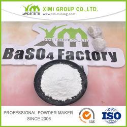 De qualité industrielle 98,8 % Baso4 Sulfate de baryum précipité pour revêtement poudre