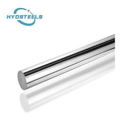 Revêtement dur plaqué chrome Matériau de tige de piston du vérin hydraulique
