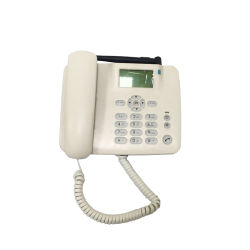 A Huawei F316 terminal sem fio fixo GSM Programa-Quadro 2g Cordless Desktop Telefone móvel