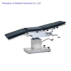 La Chine hydraulique manuel de l'hôpital chirurgical Ot Table d'exploitation