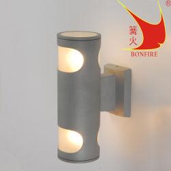 E27 патрон лампы, современным дизайном и светодиодный индикатор настенный светильник для установки вне помещений