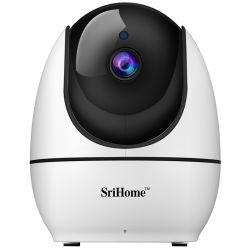 HD1080 2.4G Smart accueil sans fil WiFi de vision nocturne Caméra vidéo surveillance IP