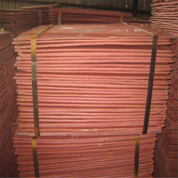 中国の最もよい価格の高い純度99.99%の銅の陰極の版