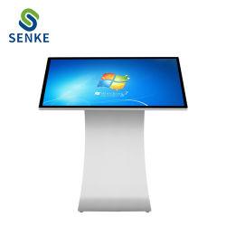 LED carrés commerciale Player Digital Signage Kiosque d'information d'écran tactile