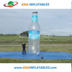 Modello gonfiabile superiore su ordine delle bottiglie da vendere