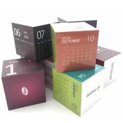 Mayorista de fábrica una impresión personalizada de 7cm plegado Cubo mágico de la imagen para los regalos de empresa