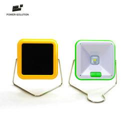 Tabella che legge gli indicatori luminosi solari del LED