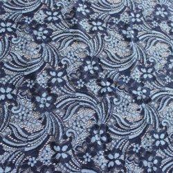 Tessuto variopinto del merletto per l'indumento Sudamerica