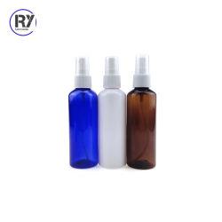 100 ml vuoto Nero plastica Ambra Nero Blu Verde Bianco PET Pompa per lozione per biberon Spray Shampoo Travel Hair Body