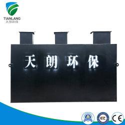 Industrial / planta de tratamiento de aguas residuales domésticas de tratamiento de aguas residuales para la fábrica.