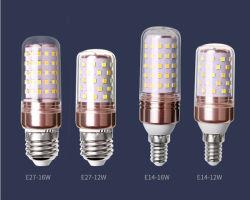 Luz de milho E27/B22 Quente/Frio LED branco com lâmpada de xénon